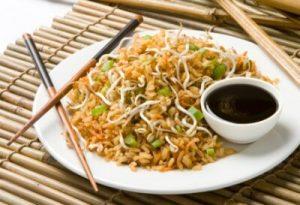 como se hace el arroz chino